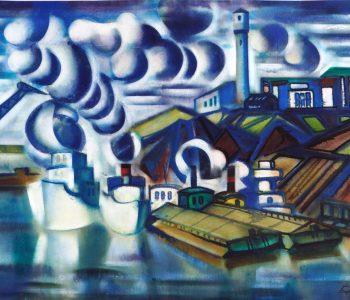 Выставка «Лексика индустриального пейзажа. Преодоление стереотипов»