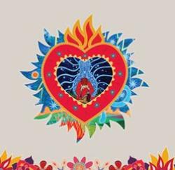 Выставка современной художницы Ксении Беляевой «Сердце мира»