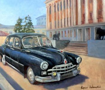 Выставка Кирилла Зибницкого «Вне расписания»