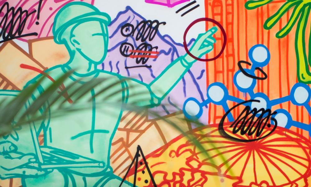 Миша Most. GRAFFITI WORKSHOP